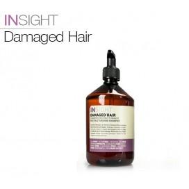 Odbudowujący szampon do włosów zniszczonych INSIGHT 500ml