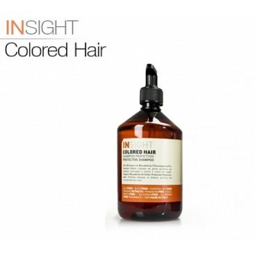 Szampon ochronny do włosów farbowanych INSIGHT 500ml