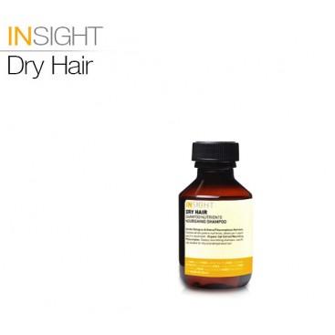 Odżywczy szampon do włosów suchych INSIGHT 100ml