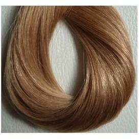 Wyprzedaż!! Pasma euro 27-miodowy blond - 50cm, 0,80g, pod nano ringi - 20szt