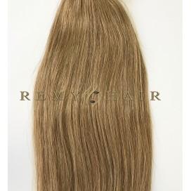 Clip-In - 10-ciemny blond - 35 cm, 70 gram