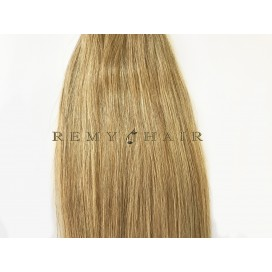 Clip-In - 18-średni blond - 35 cm, 70 gram