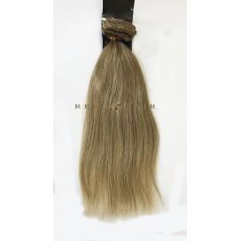 Clip-In - 14-karmelowy blond - 40 cm, 120 gram
