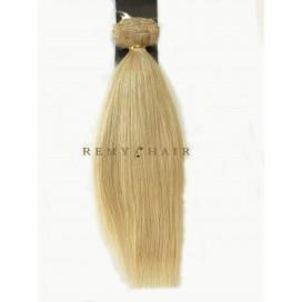 Clip-In - 24-blond - 40 cm, 120 gram
