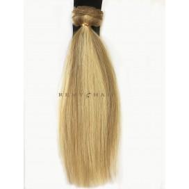 Clip-In - 24/18-blond/średni blond - 40 cm, 120 gram