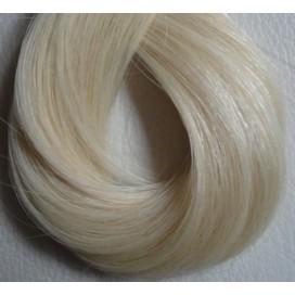 Taśma- 60-bardzo jasny blond - 56 cm, 100 gram