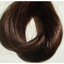 Clip-In - 4- brąz - 50 cm, 85 gram