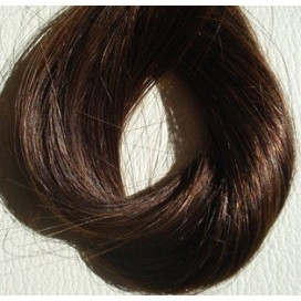 Clip-In - 4- brąz - 50 cm, 10 gram