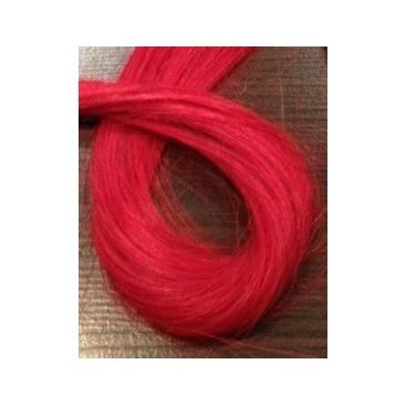 Clip-In - czerwone - 50 cm, 10 gram