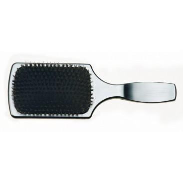 Szczotka pneumatyczna Paddle 504!!!100% włos borsuka z nylonem!!! 13rzędów