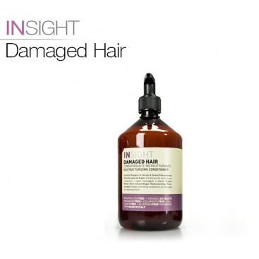 Odbudowująca odżywka do włosów zniszczonych INSIGHT 500ml