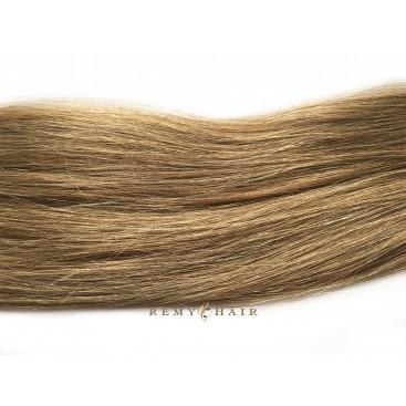 Clip-In - 14-karmelowy blond - 50 cm, 160 gram