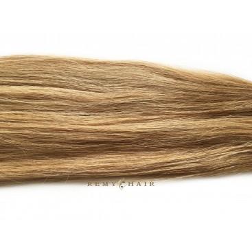 Clip-In - 18-średni blond - 50 cm, 160 gram