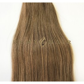 Clip-In - 6-jasny brąz - 35 cm, 70 gram