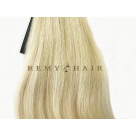 Clip-In - 60-bardzo jasny blond - 35 cm, 70 gram