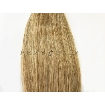 Clip-In - 18-średni blond - 45 cm, 70 gram