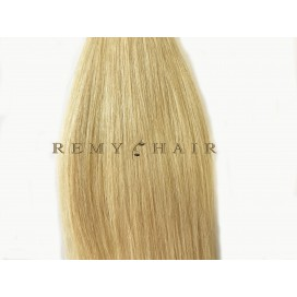 Clip-In - 24-blond - 45 cm, 70 gram