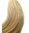 Tape in rosyjskie - 613/16 bardzo jasny blond/beżowy blond - 55 cm, 25gram