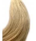 Clip-in rosyjskie - 613/16-bardzo jasny blond/beżowy blond - 55cm, 140gram