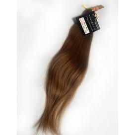 39.Kitka - 49 cm - 35 gram Włosy Słowiańskie - naturalne/niefarbowane
