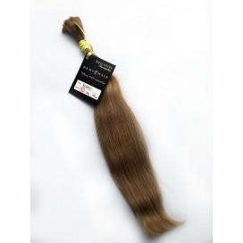 20.Kitka - 48 cm - 44 gram Włosy Słowiańskie - naturalne/niefarbowane