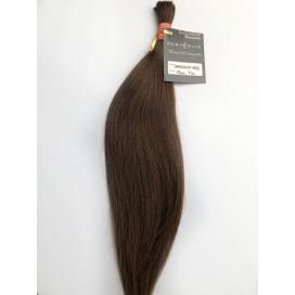87.Kitka - 55cm - 73 gram Włosy Słowiańskie - naturalne/niefarbowane