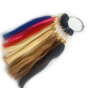 Próbnik włosów naturalnych