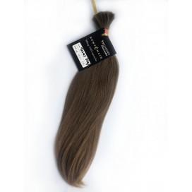 129.Kitka - 40 cm - 58 gram Włosy Słowiańskie - naturalne/niefarbowane