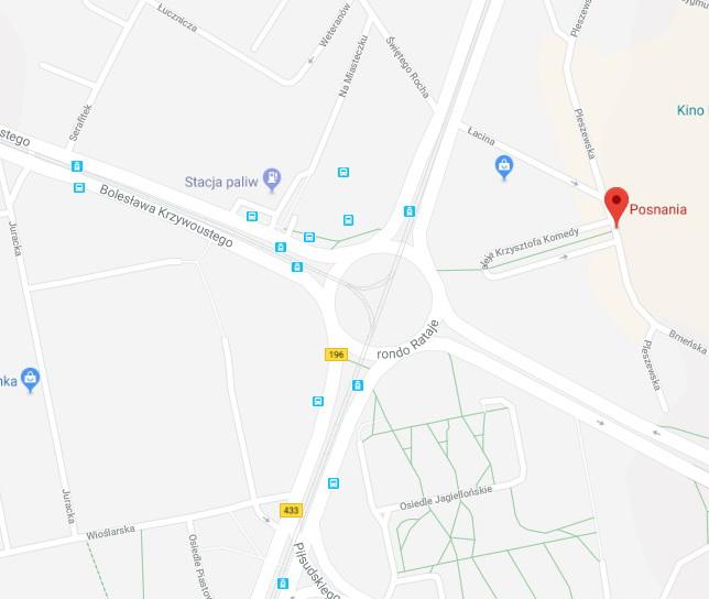 Sklep w Poznaniu